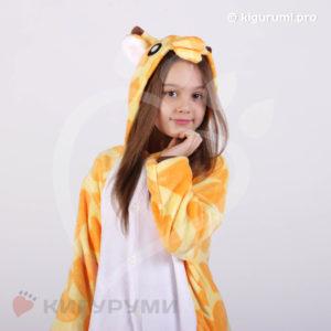 Кигуруми детский Жирафик