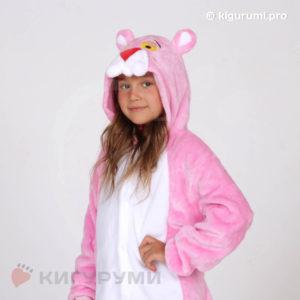 Кигуруми детский Розовая пантера
